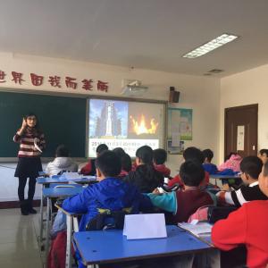 微视酷携手东马路小学开启石家庄首堂VR教育公开课